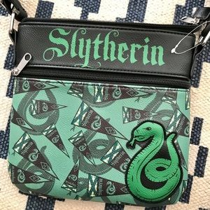 Harry Potter Slytherin purse
